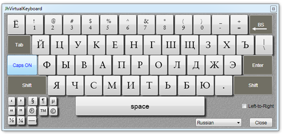 RussianLayout